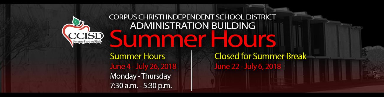 Closed:  June 22 - July 6