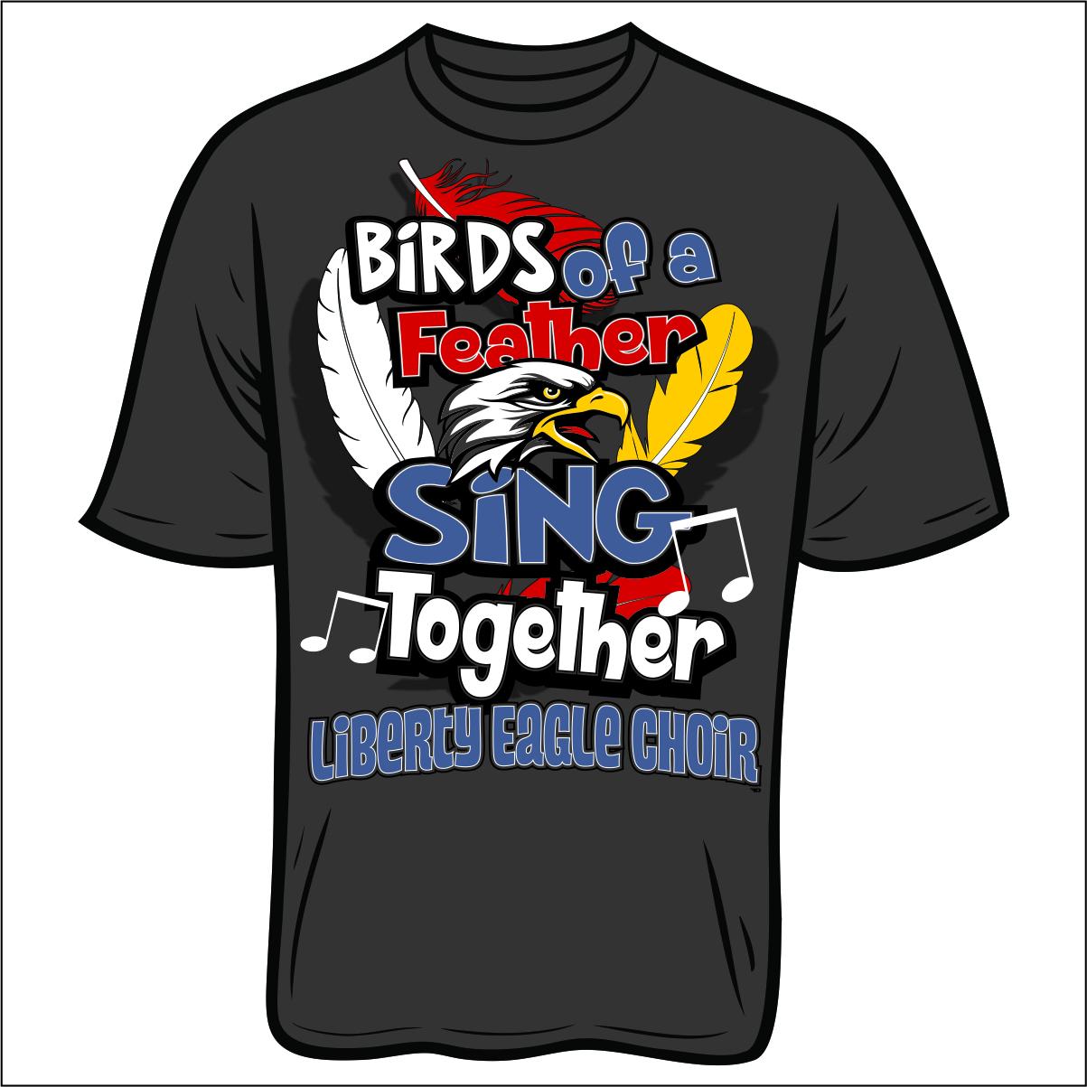 choir shirt