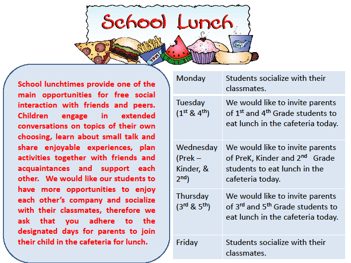 lunch procedures636705701420552510