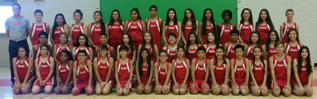 Cross country Group 2016~2017