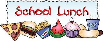 school lunch image